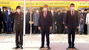 Gaziantepe Gazi unvanının verilişinin 100üncü yılı törenle kutlandı