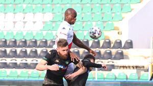 Denizlisporun Süper Ligde kalma umudu tükeniyor