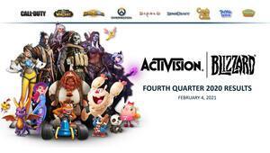 Actvision Blizzard 2020 rakamlarını açıkladı