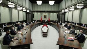 Kabine Toplantısı ne zaman, hangi gün yapılacak Tüm gözler çarşamba gününde