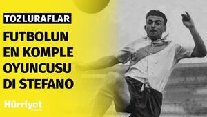 Futbolun en komple oyuncusu Alfredo Di Stefano   Tozlu Raflar #7