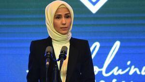 KADEM Yönetim Kurulu Başkan Yardımcısı Sümeyye Erdoğan Bayraktar, Pandemi Psikolojisinde Aile panelinde konuştu