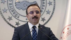 İçişleri Bakan Yardımcısı Çataklıdan, HDP Eş Genel Başkanı Buldanın Cizre paylaşımına tepki