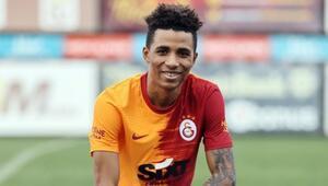 Galatasarayda Gedson Fernandes takımla çalıştı Forma numarası belli oldu...