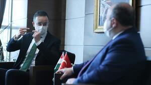 Macar Bakandan flaş açıklama: Avrupanın güvenliği Türkiyeden geçiyor