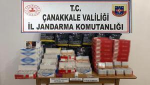 Çanakkalede uyuşturucu operasyonu: 2 gözaltı