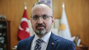AK Parti Grup Başkanvekili Turandan Enis Berberoğlu açıklaması
