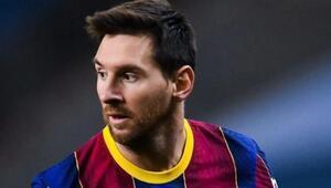 Amerika televizyonlarında Lionel Messi damgası Tüm zamanların en iyi sporcusu listesinde...