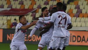 Yeni Malatyaspor 0-2 Trabzonspor / Maç sonucu