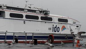 Son dakika: İDO ve BUDO seferlerine fırtına engeli İptal edildi