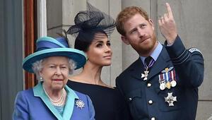 Harry ve Meghan, Kraliçe 2. Elizabethin planını bozmuşlar: Ülke dışına gönderilmeden önce kendileri kaçmışlar