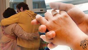 Halil Sezai ve sevgilisi Melike Beşli evleniyor