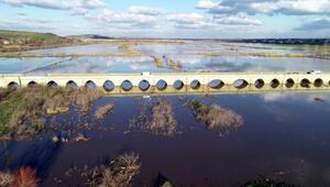 Taşan Ergene Nehri, ürünlere zarar verecek, hasat kontrol edilmeli