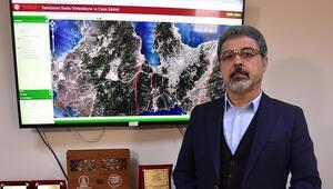 İzmirdeki yıkıcı deprem sonrası inceleme yapıldı İzmir için ilk diyerek anlattı