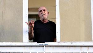 14 kişinin testi pozitif çıktı, apartman karantinaya alındı