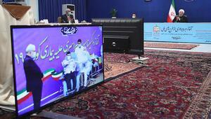 İranda ilk Kovid-19 aşısı Sağlık Bakanının oğluna yapıldı