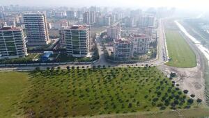 Cazibe merkezine dönüştürülecek atıl alanda ilk etap çalışmaları tamamlandı