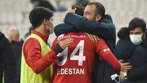 Enis Destan gözünü Avrupaya dikti Bayernde oynamak istiyorum...