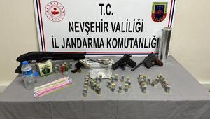 Avanosta uyuşturucu satıcısı tutuklandı