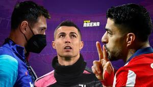 Luis Suarez performansıyla Barcelonayı pişman etti Cristiano Ronaldo ve Lionel Messiyi geride bıraktı