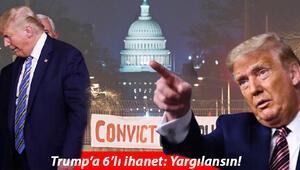 Trumpa azil davasında şok Kendi partisi yargılansın dedi