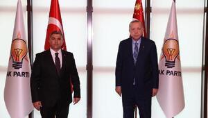 AK Parti Hatay İl Başkanlığı görevine Adem Yeşildal atandı