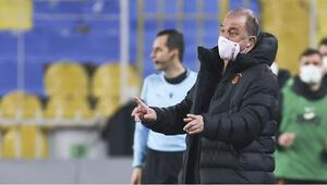 Galatasaray Teknik Direktörü Fatih Terimden suç duyurusu