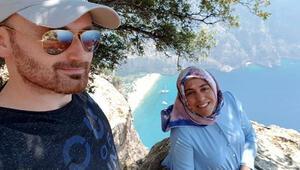 Muğlada kayalıklardan itildiği öne sürülen Semra Aysalı, tatil için eşi ikna etmiş