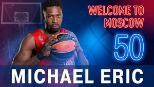 Türk Telekomdan CSKA Moskovaya Michael Eric...