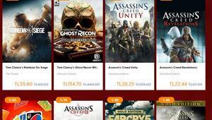 Ubisoft yeni ay indirimleri başladı İşte, indirimli oyunlar
