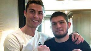 Khabib Nurmagomedov en büyük hayalini açıkladı Cristiano Ronaldo planı...