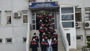 Sanal kumar makinesi örgütüne operasyon: 27 gözaltı