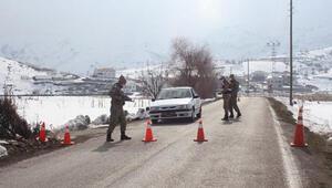 Adıyamanın Çelikhan ilçesinde korona alarmı Mahalle karantinaya alındı