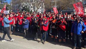 Maltepe Belediyesine grev kararı asıldı