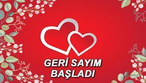 Sevgililer Günü ne zaman, hangi gün kutlanacak İşte en güzel Sevgiler Günü mesajları