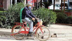 Bisiklet kenti Ulaya 1900 metrelik bisiklet yolu