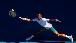 Avustralya Açık Sonuçları: Djokovic ve Halep zorlansa da 3. tura yükseldi