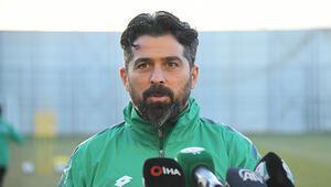 Konyaspor Teknik Direktörü İlhan Palut: Beşiktaş maçında en iyisini yapmaya çalışacağız