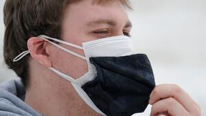 Son dakika Çift maske takmak işe yarıyor mu ABDde çarpıcı rapor