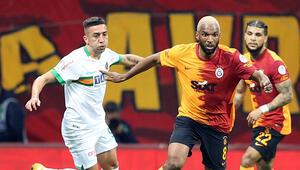 Galatasaray, Türkiye Kupasına veda etti Alanyaspor 3 golle kazandı