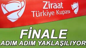 Ziraat Türkiye Kupası yarı final maçları ne zaman TFF tarih verdi