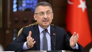 Cumhurbaşkanı Yardımcısı Fuat Oktay: Kıbrısta iki ayrı devleti konuşabiliriz