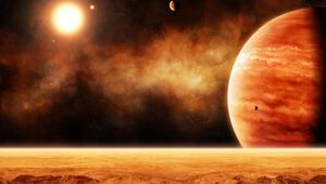 Çinin uzay aracı Marsın yörüngesine girdi