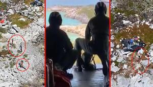 Bahamalarda ıssız adada mahsur kalan 3 kişi, 33 gün sonra kurtarıldı