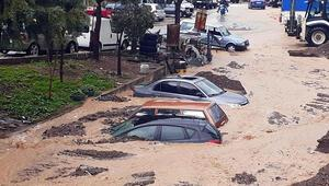 İzmirdeki sel felaketi ile ilgili uzmanlardan açıklama: Su toprakla buluşmuyor ve...