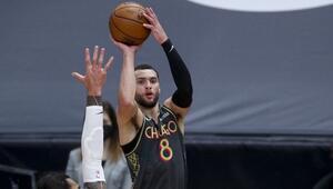 NBAde Gecenin Sonuçları: Bullstan, Pelicans potasına üçlük yağmuru Kulüp rekoru...