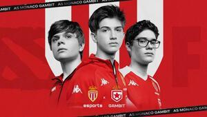 AS Monaco ve Gambit Esports güçlerini birleştiriyor
