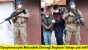 Denizlide komandolu operasyon 50den fazla kişi gözaltında...