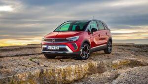 Opel yeni kimliğini ilk kez Crosslandda kullandı