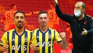 Galatasarayda Abdurrahim Albayraktan Fernandes, Muslera, Arda, İrfan Can, Vedat ve TFF açıklaması